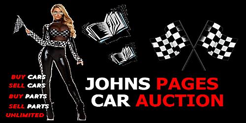 Johns Pages Car Auction